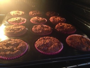 muffin baked