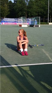 hockey wachtend