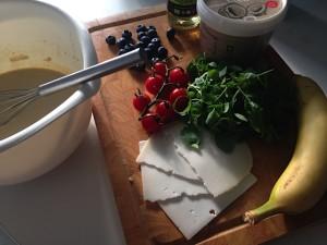 pannenkoek voorbereiding