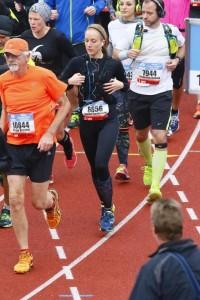 marathon de start